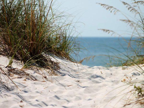 Wspaniałe plaże